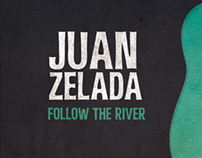 Juan Zelada - Follow the River EP cover artwork