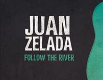 Juan Zelada - Follow the River EP cover artwork