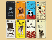 Coleção Humor - Cases Iphone