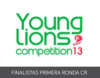 YOUNG LIONS I Primera Ronda I 2013