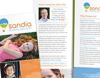 Sandia Pediatric Dentistry Brochure