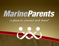 Marine Parents Corporate Redesign