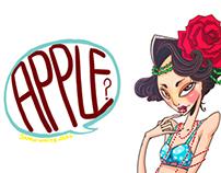 Character Design---Da Princesses :P