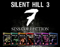 Capas - Silent Hill 3: 7 Sins Collection