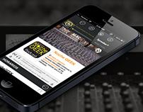 Noche GEEK | Podcast Web App