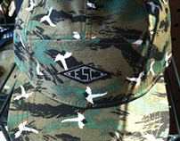 Duck Hunter Camper Hat