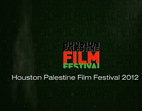 Houston Palestine Film Festival 2012
