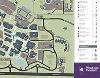 Campus Map: Weber State University