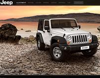 Jeep car configurator