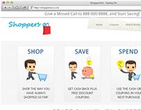 ShoppersOn - Website