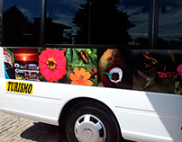 Rotulación para Bus de Turismo - STV