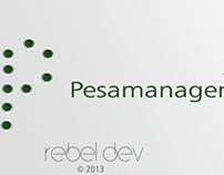 Pesa Manager UI