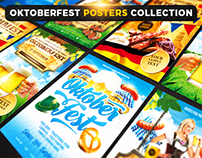Oktoberfest Posters Collection