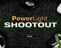Garnier Powerlight Shootout