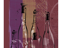 Poster Design Wine Collection