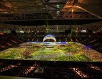 Mersin Games 2013, Ceremonies