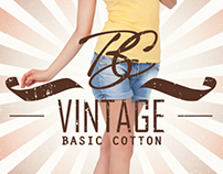 Basic Cotton Vintage