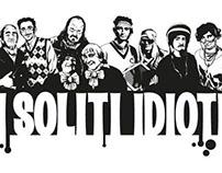 I Soliti Idioti - merchandise