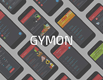 GYMON Fitness Application