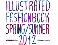 Illustraded Fashionbook Spring/Summer 2012