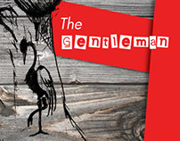 """The Gentleman"" Book Cover"