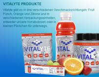 Onlineshop for Electrolyte Drink