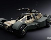 Marine Buggy