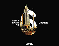 Views From the 6 - Drake (Artwork)