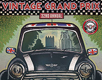 Pittsburgh Vintage Grand Prix (Poster)