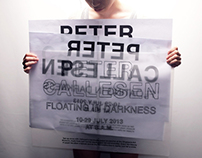 Peter Callesen: Floating In Darkness