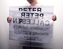 Peter Callesen: Floating In Darkness