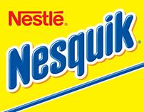 Nesquick - тендер на оформление продуктовой выкладки