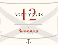 Bunnahabhain - 12 Year Old