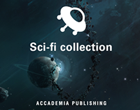 Sci-fi Collection { Book cover Design}