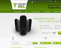 Tehno Links Website (Hosting)