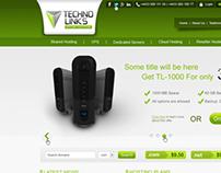Tehno Links Website (Hosting)