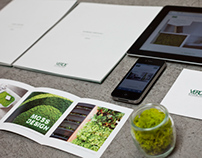 Verde profilo - Brochure