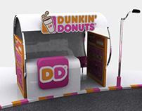 Dunkin Donuts Street
