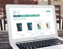 NANO BAITS - Online Shop & Product Site