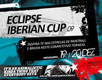 """""""Eclipse Iberian Cup"""" - Poster"""
