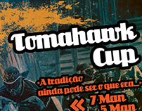 """""""Tomahawk Cup"""" - Poster"""