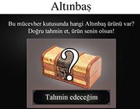 ALTINBAŞ Facebook - Microsite tasarımları
