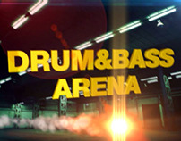Drum & Bass Arena TVC