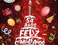 Cumpleaños Alquería