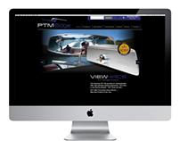 Website Design for PTM Edge
