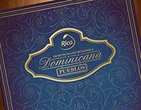 RICA / Libro Herencia Gastronomica Dominicana