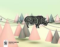 Interdependence Between Animals & Nature