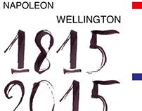 Napoleon - Wellington Poster