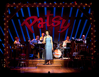 "Lead Scenic Artist for ""Always...Patsy Cline"""