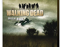 Propuesta para el Lanzamiento de Walking Dead en España